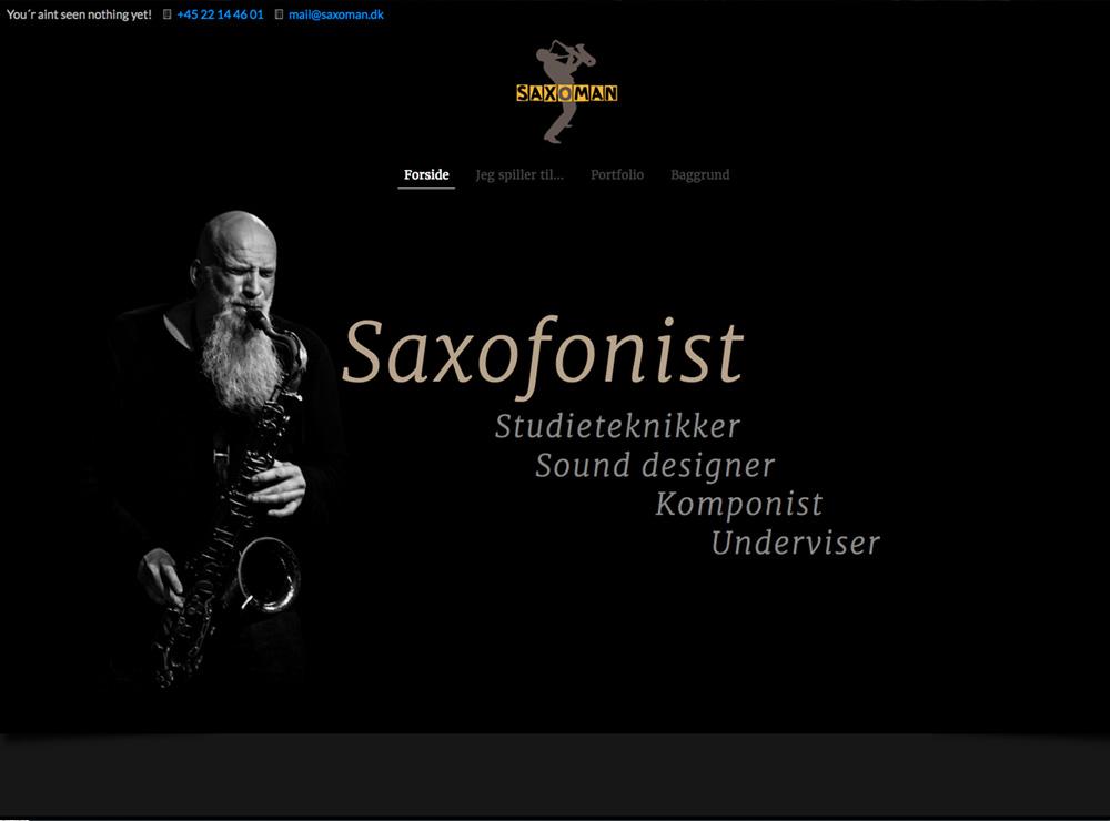 Saxoman